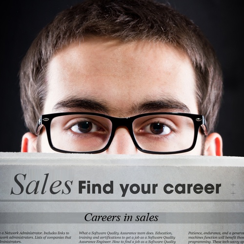 career in sales