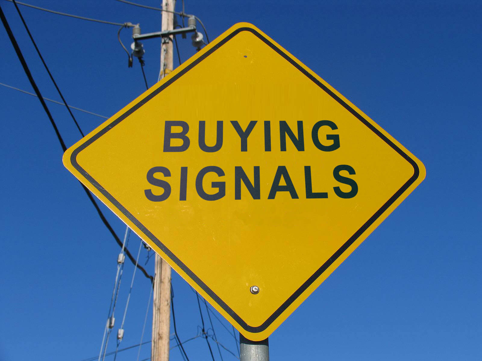 nonverbal buying signals