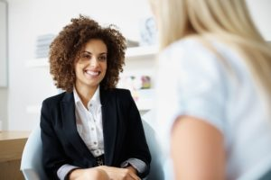 Sell a product in interview