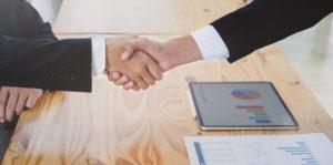 closing a sales deal
