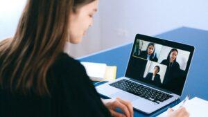 remote sales interview