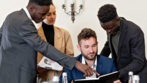 how to hire sales executives