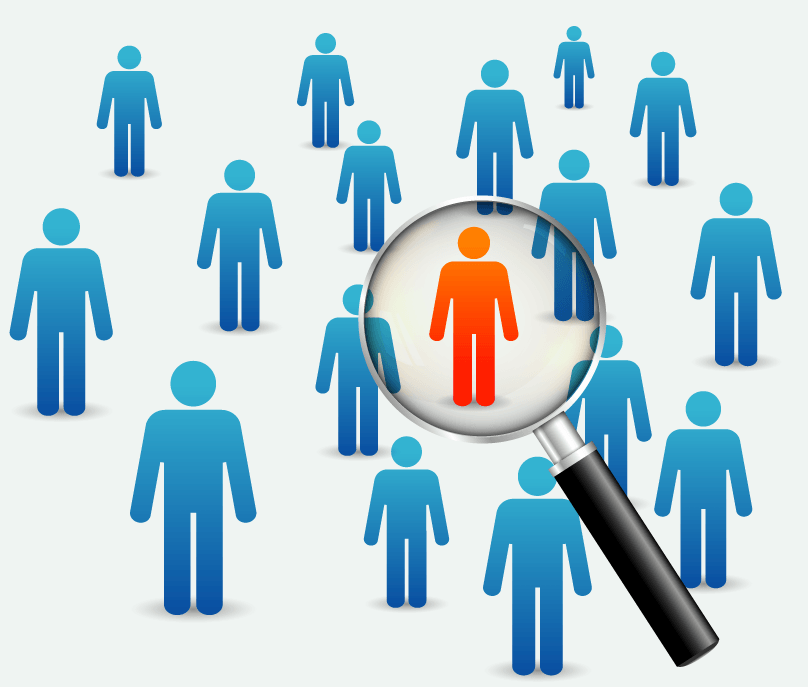 finding sales people