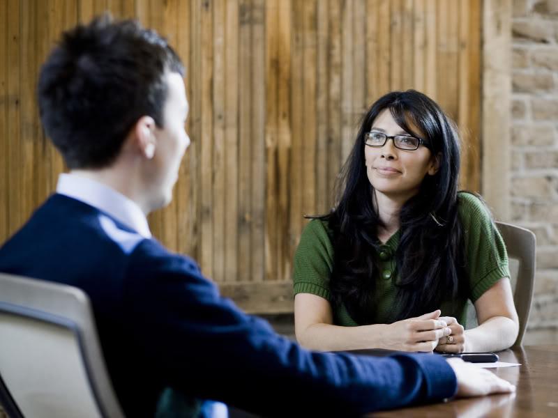 sales job interview
