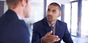 sales recruiter negotiating