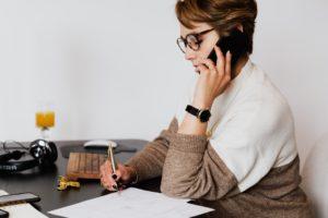 sales job phone interview