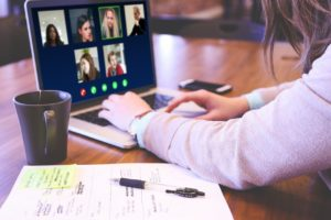 online sales communication