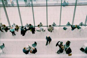 online sales networking event
